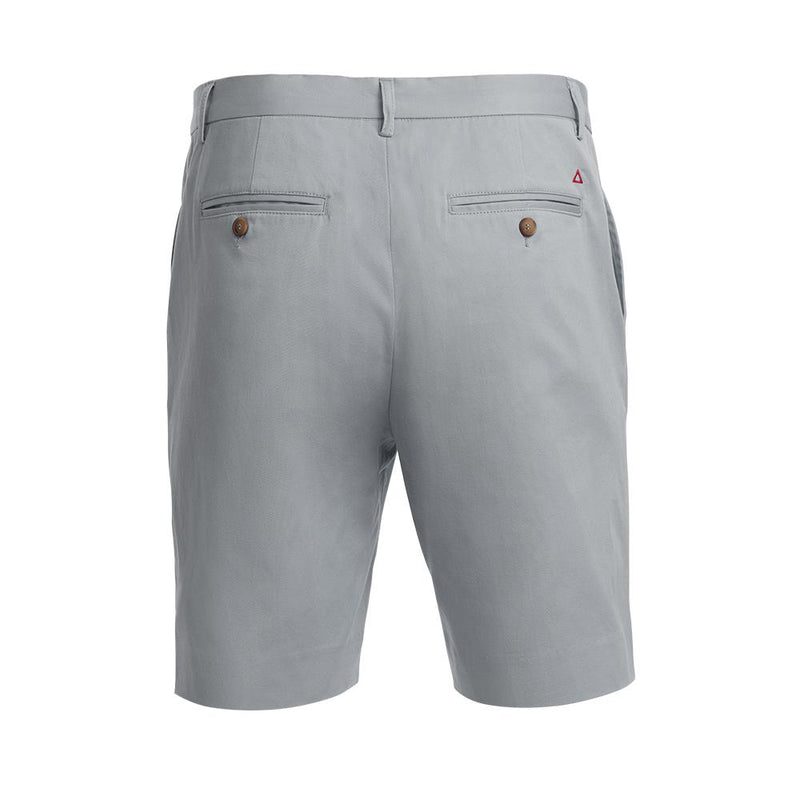 TABS mens stretch cotton Bermuda shorts Bermuda Stone Grey