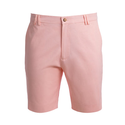 TABS mens stretch cotton Bermuda shorts Flamingo Pink