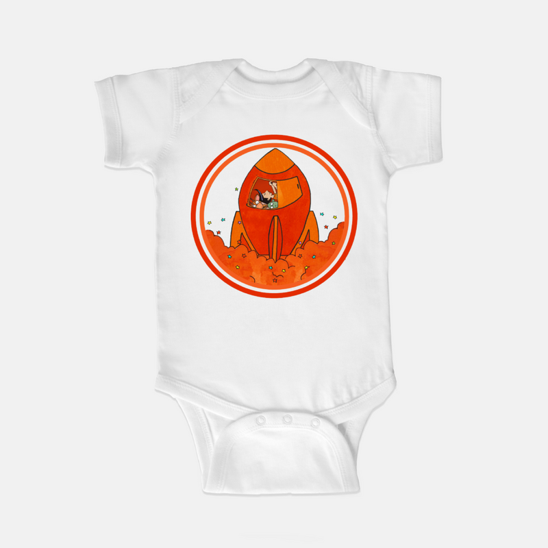 the toyman onesie