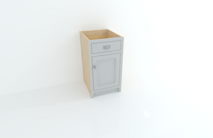 500mm Door/Drawer Cabinet