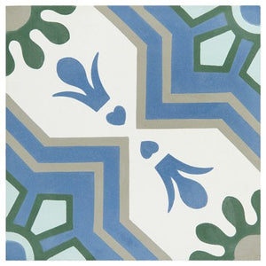 Algarve Encaustic tile