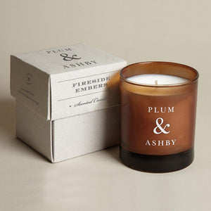 Fireside Embers Scented Candle
