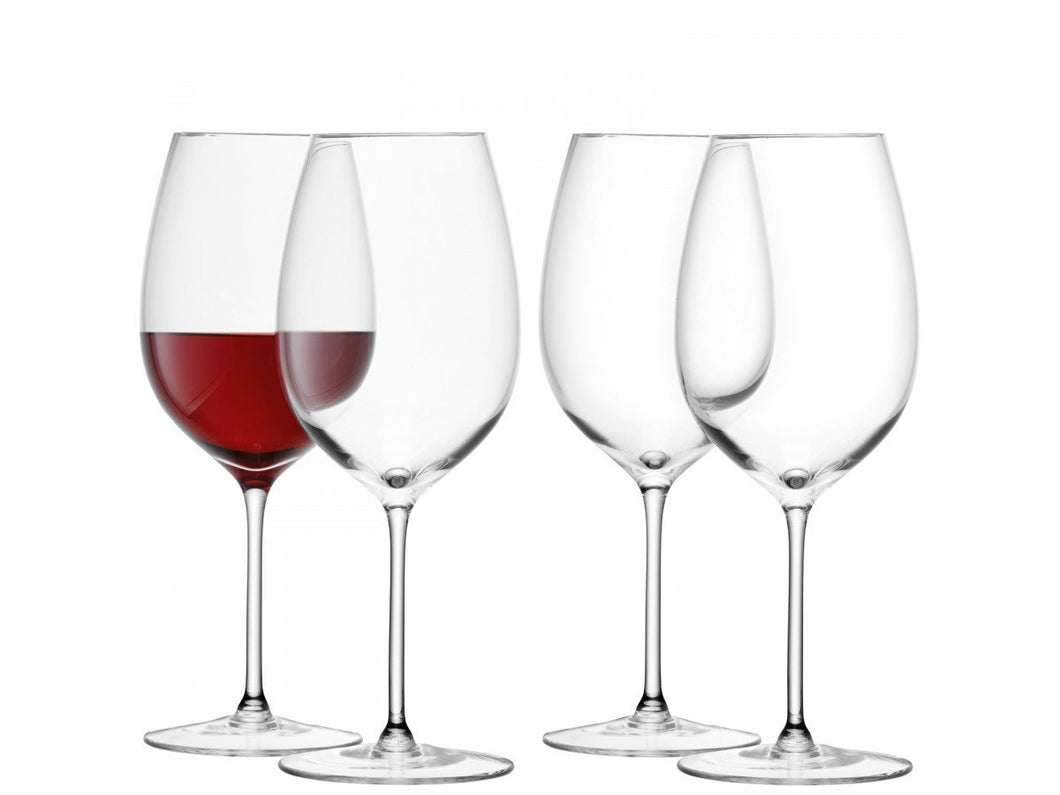 Red Wine Goblet X 4 - 420ml