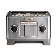 Load image into Gallery viewer, Wolf Gourmet® High-Performance Toaster - 4 Slice