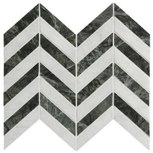 Jet Set Milan Amazon Marble Mosaic