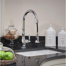 Load image into Gallery viewer, Aquitaine Sink Mixer with Single Lever and Pull Down