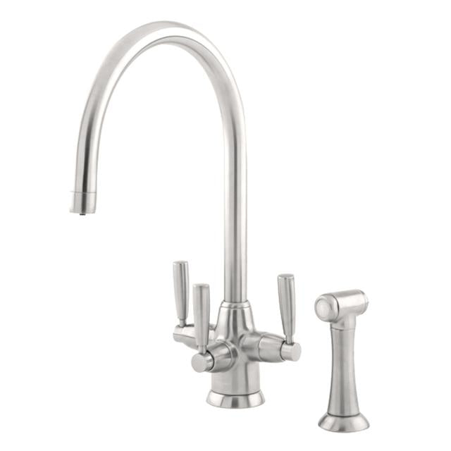 Metis Sink Mixer Lever Handles, Filtration and Rinse