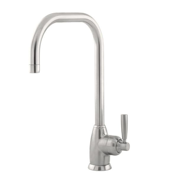 Mimas Single Lever Sink Mixer with 'U' Spout