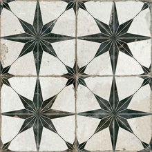 Load image into Gallery viewer, Spitalfields Retro Star Pattern