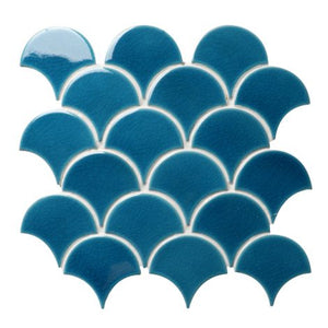 Atlantis Scallop Porcelain