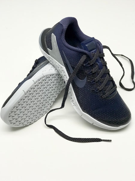 5e4c2236d1d1 Both the Nike Metcon 4 and DSX Flyknit 2 will be available in the super  sleek Black Dark Obsidian colorway.