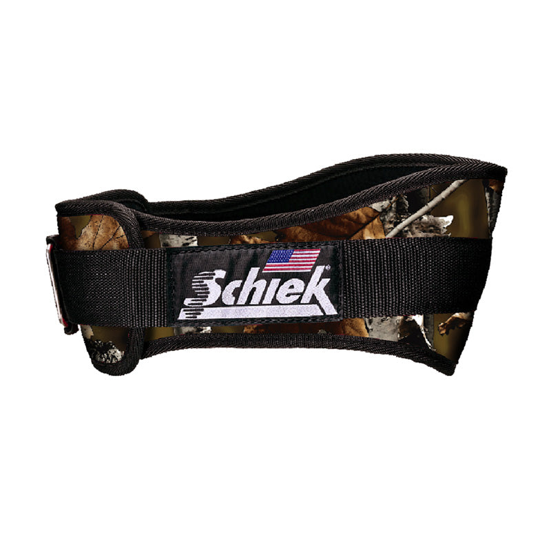 Schiek 2004 Lifting Belt - Camo