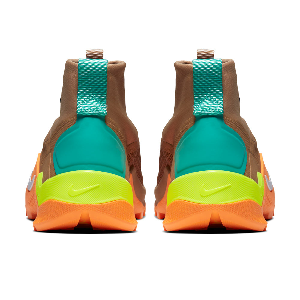 Men's Nike Metcon X SFB, nike, metcon, sfb, ocr, obstacle, course, race, spartan, tough, mudder, new, style, crossfit, color, volt, orange, blue, beechtree, teal, special, forces, boot, waterproof