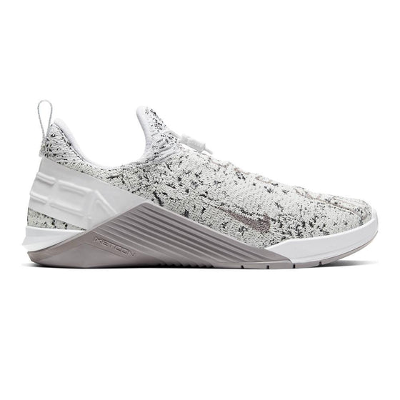 Women's Nike React Metcon, women, nike, metcon, react, crossfit, workout, training, gym, shoe, new, color, white, grey