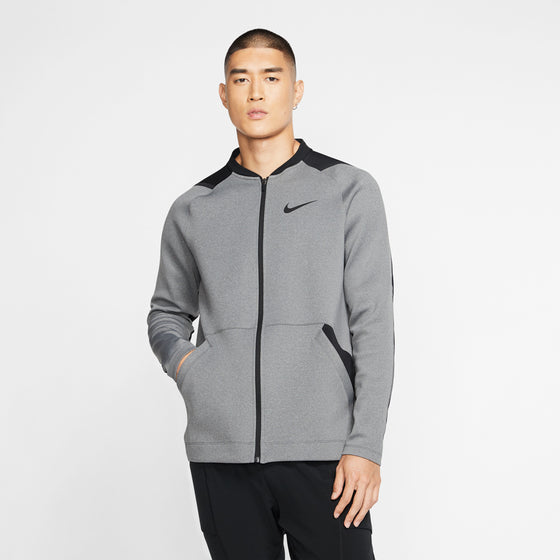 Men's Nike Pro Full Zip Fleece