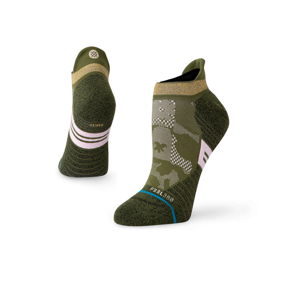 Women's Stance TRAINING Caught Up No Show Tab Socks