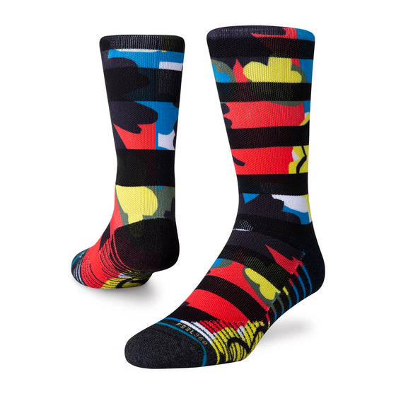 Men's Stance TRAINING Cortino Crew Socks