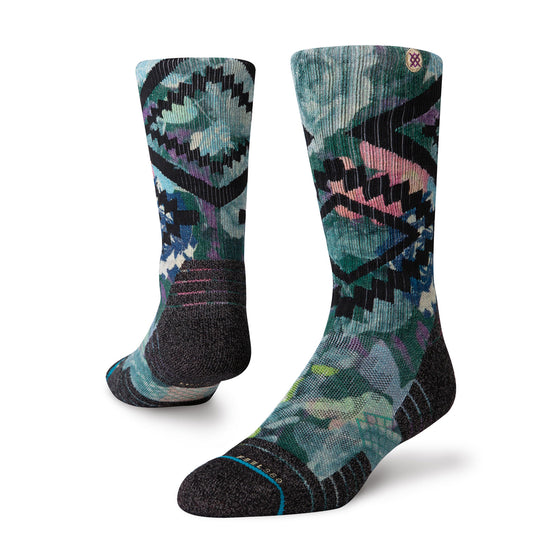 Men's Stance HIKING Desert Rose Crew Socks