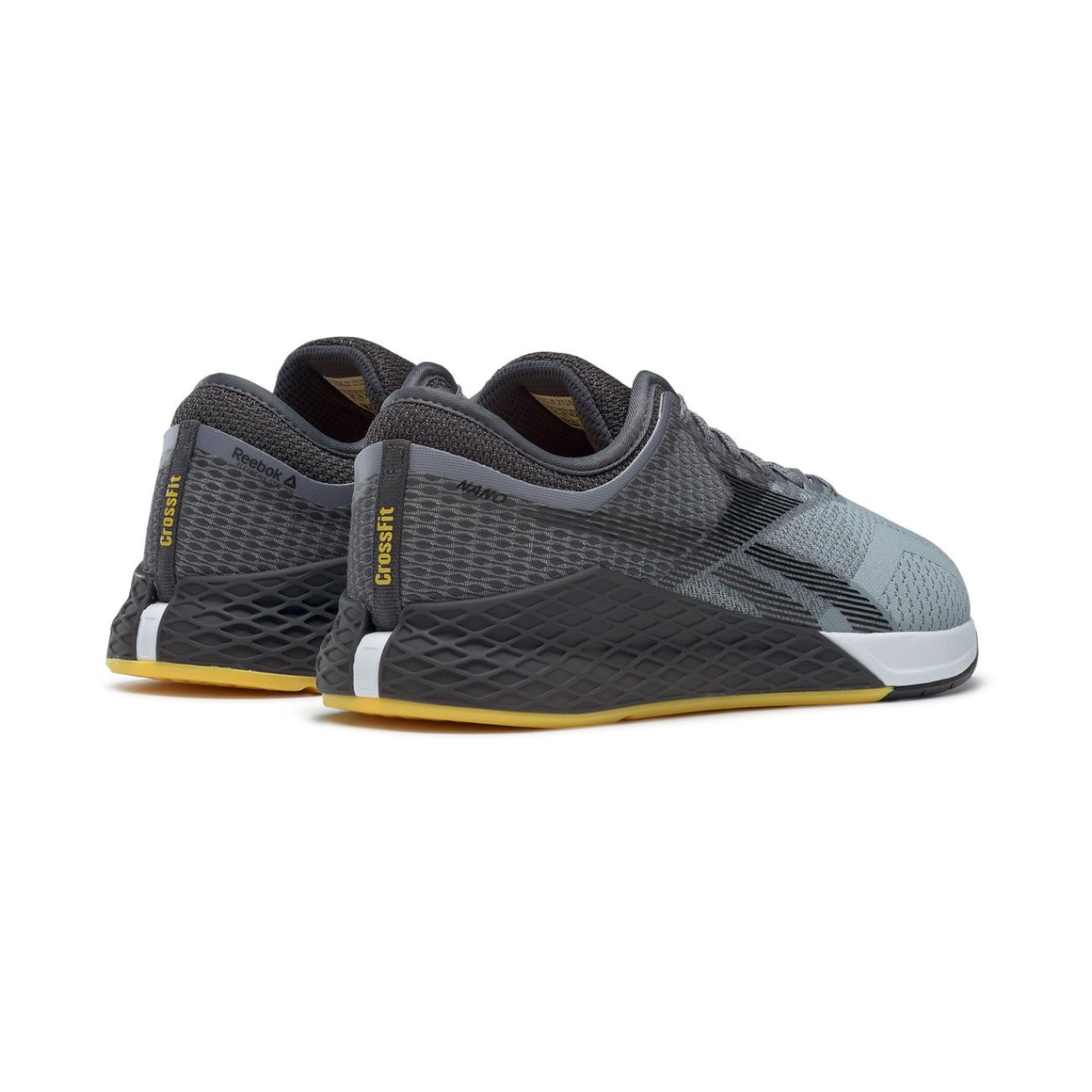 Men's Reebok CrossFit Nano 9 Beast, men, reebok, crossfit, nano, 9, beast, gym, workout, training, shoe, new, color, style, grey, yellow, special, limited, edition