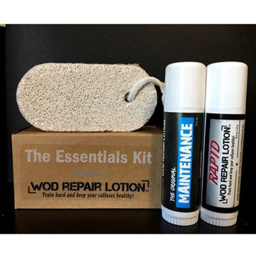 WOD Repair Lotion - The Essentials Kit