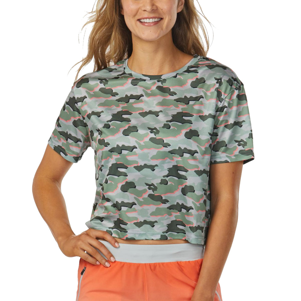 Load image into Gallery viewer, Women's Korsa Micro-Luxe Tee