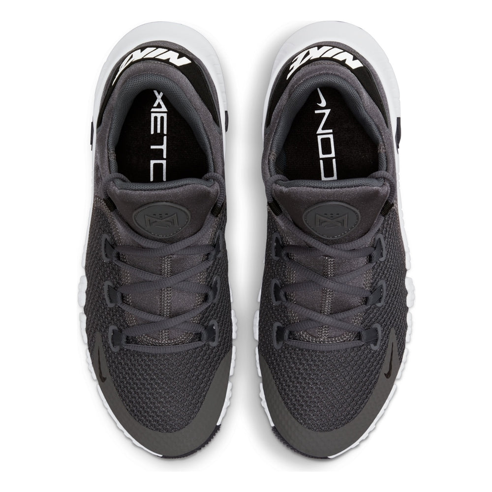 Men's Nike Free Metcon 4, men, nike, free, metcon, 4, gym, workout, training, crossfit, shoe, new, style, color, ireon, grey, white, fog