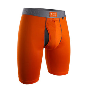 "Men's 2UNDR Power Shift 9"" Long Leg"