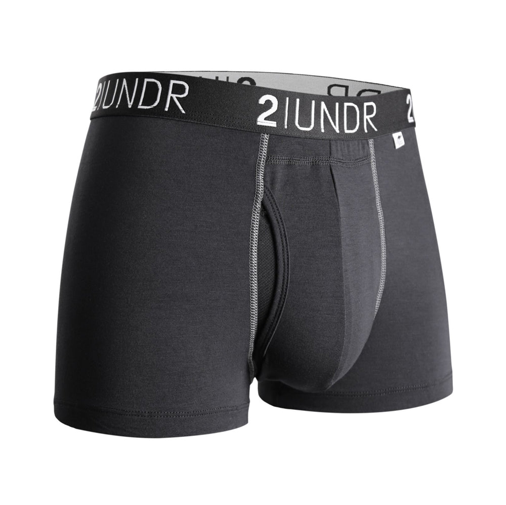 "Men's 2UNDR Swing Shift 3"" Trunks"