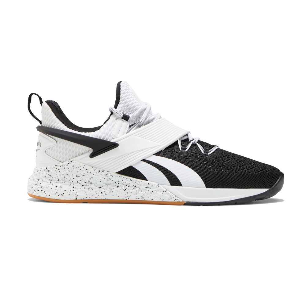 Reebok Nano X Froning, men, women, reebok, crossfit, nano, x, gym, workout, training, shoe, new, color, rich, froning, special, limited, edition, white, black,