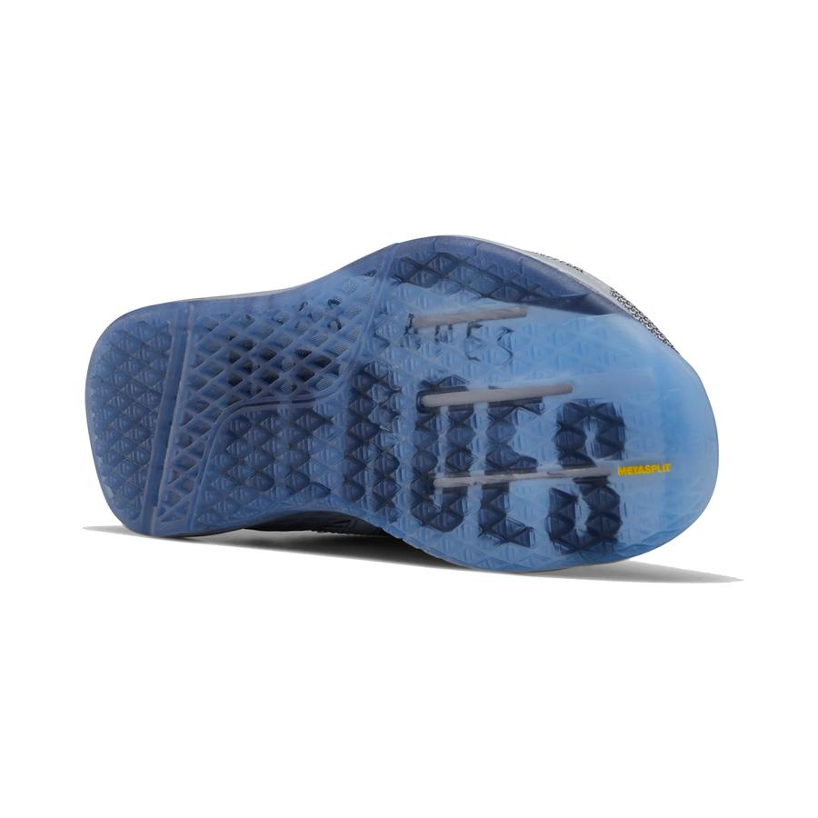 Men's Reebok Nano X Hero, men, reebok, nano, x, hero, special, limited, edition, ems, first responder, essential, healthcare, worker, crossfit, gym, worjout, training, shoe, cool shadow, black, white, grey, blue