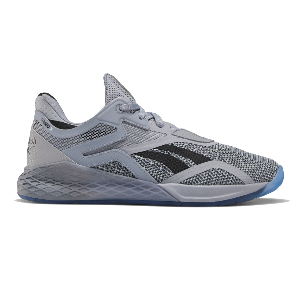 Women's Reebok Nano X Hero, women, reebok, nano, x, hero, special, limited, edition, ems, first responder, essential, healthcare, worker, crossfit, gym, worjout, training, shoe, cool shadow, black, white, grey, blue