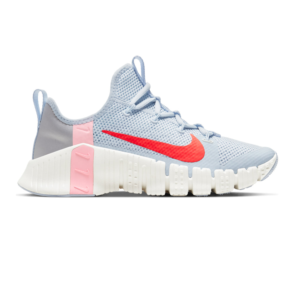 Women's Nike Free Metcon 3, women, nike, free, metcon, 3, new, gym, crossfit, workout, training, shoe, color, new, grey, white, pink crimson