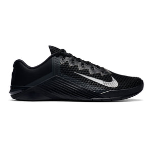 Men's Nike Metcon 6, men, nike, metcon, 6, crossfit, gym, workout, training, shoe, color, style, black, silver