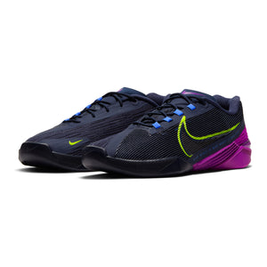Load image into Gallery viewer, Women's Nike React Metcon Turbo, react, women, nike, metcon, turbo, new, crossfit, workout, gym, training, shoe, style, color, black, purple, blue