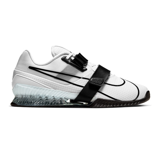 Nike Romaleos 4, nike, romaleos, 4, weightlifting, crossfit, gym, shoe, color, new, white, black