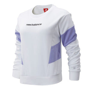 Load image into Gallery viewer, Women's New Balance Athletics Classic Fleece Top