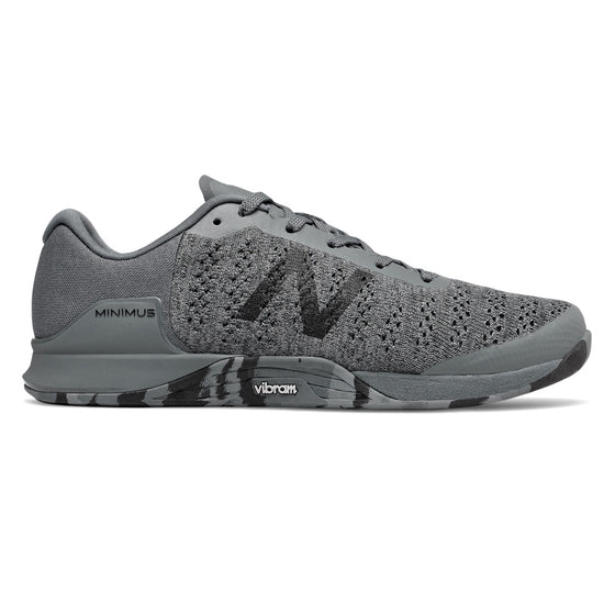 Men's New Balance Minimus Prevail, men, new balance, minimus, prevail, crossfit, training, gym, workout, shoe, new, style, color, grey, black, camo, metallic