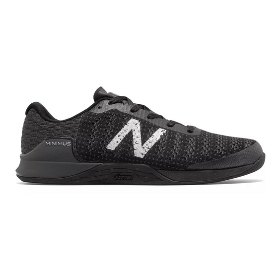 Men's New Balance Minimus Prevail, men, new balance, minimus, prevail, crossfit, training, gym, workout, shoe, new, style, color, grey, black, metallic