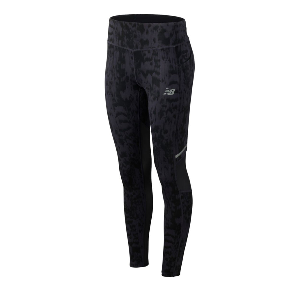 Women's New Balance Printed Impact Tight