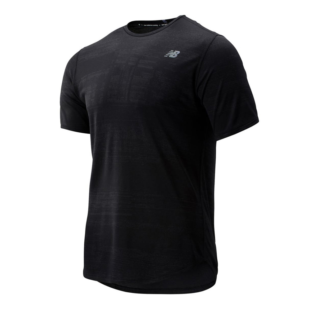 Men's New Balance Q Speed Breathe Short Sleeve