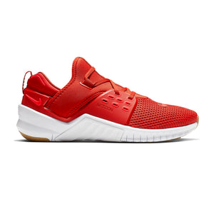 Men's Nike Free X Metcon 2, men, nike, free, x, metcon, 2, new, shoe, crossfit, training, workout, color, style, red, white, gum, Mystic Red Gum Light Brown Red Orbit