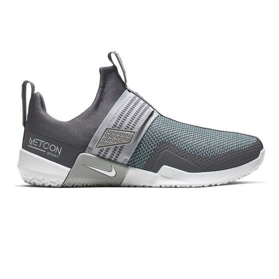 Men's Nike Metcon Sport, men, nike, metcon, sport, new, crossfit, shoe, grey, white, color, style
