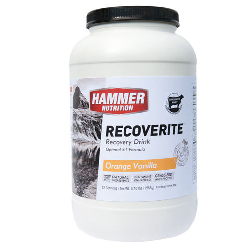 Hammer Nutrition Recoverite 32 svg