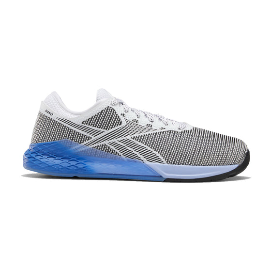 Women's Reebok CrossFit Nano 9 Fade, women, reebok, crossfit, nano, 9, fade, gym, workout, training, shoe, new color, style, white, blue