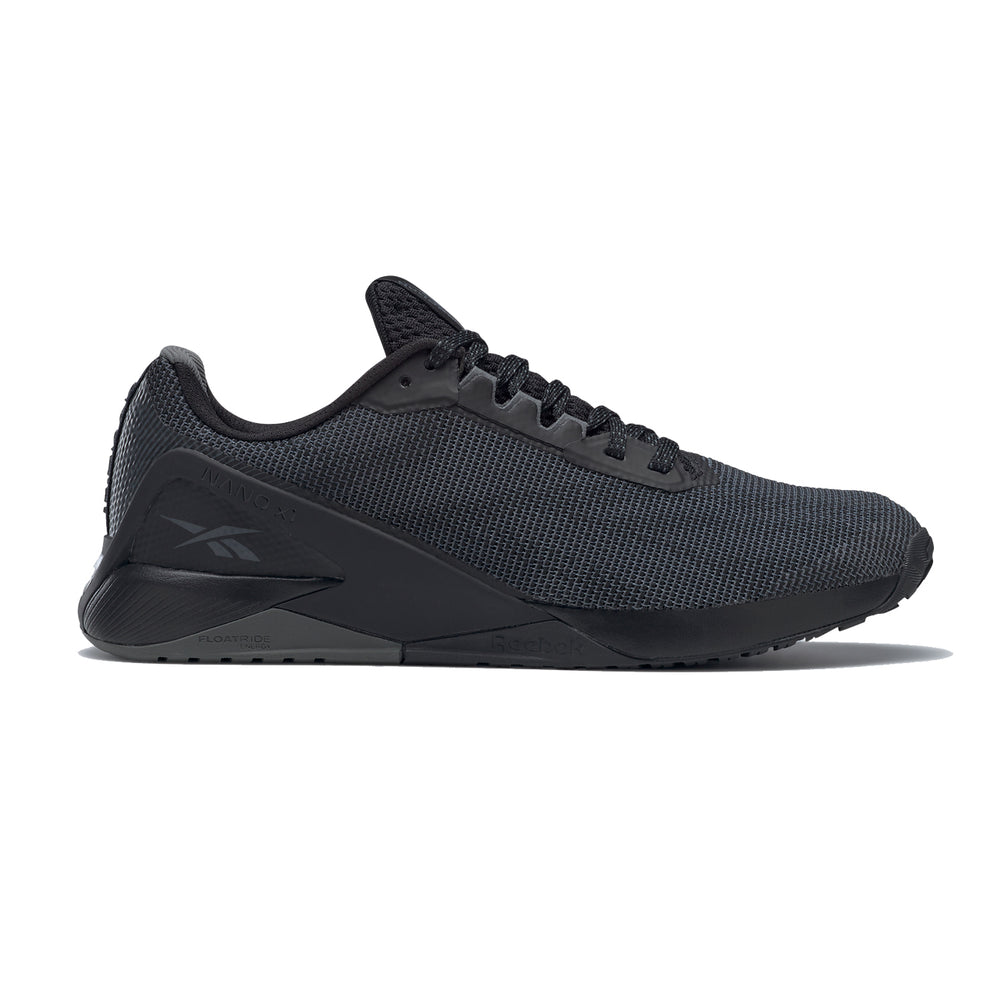 Men's Reebok Nano X1 GRIT, men, reebok, nano, x1, GRIT, crossfit, gym, workout, gym, training, new, shoe, style, color, black, grey