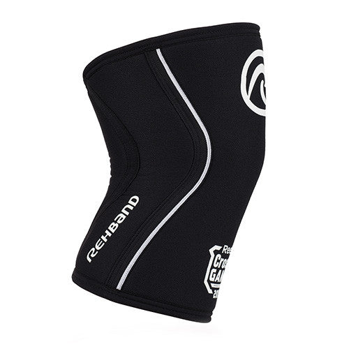 Rehband Rx CrossFit Games 2017 Limited Edition Knee Sleeve - Black 7mm