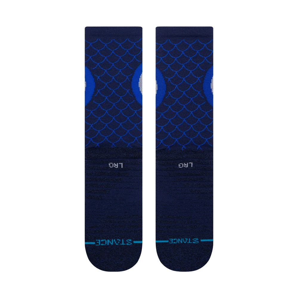 Men's Stance Captain Athletic Crew Socks