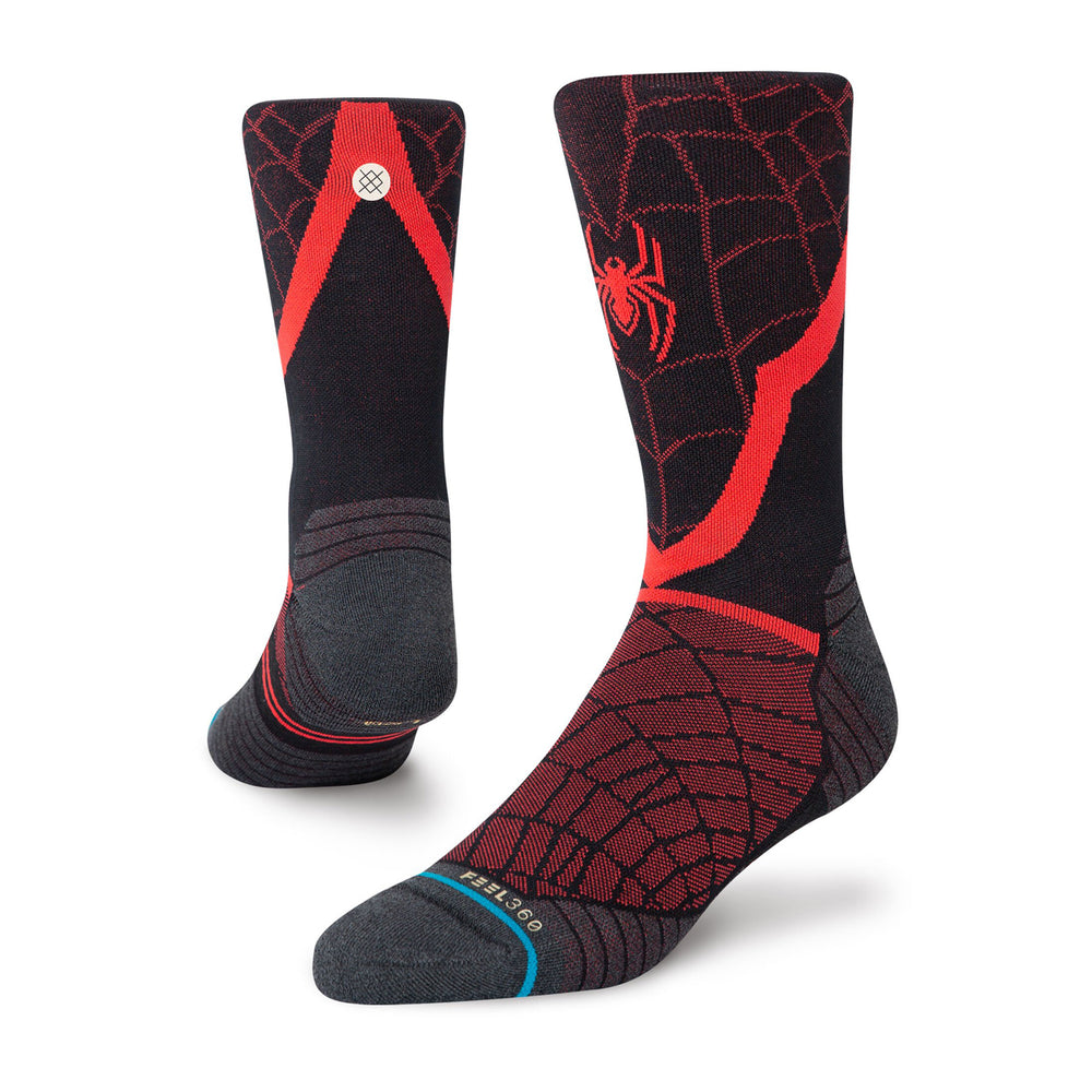 Load image into Gallery viewer, Men's Stance Spider Man Crew Socks