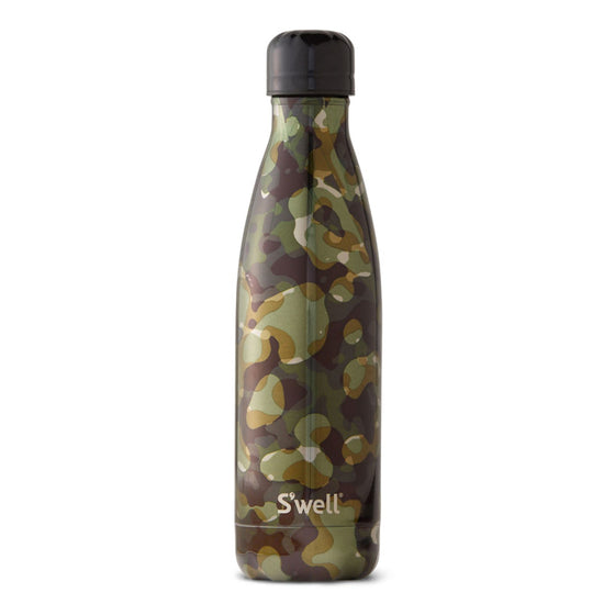 S'WELL Incognito 17 oz. Metallic Camo Bottle