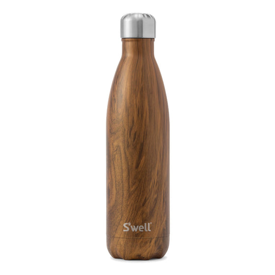 S'WELL Teakwood 25 oz. Heritage Bottle